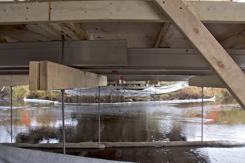 Pont Rouge, Ste-Jeanne-d'Arc - 112
