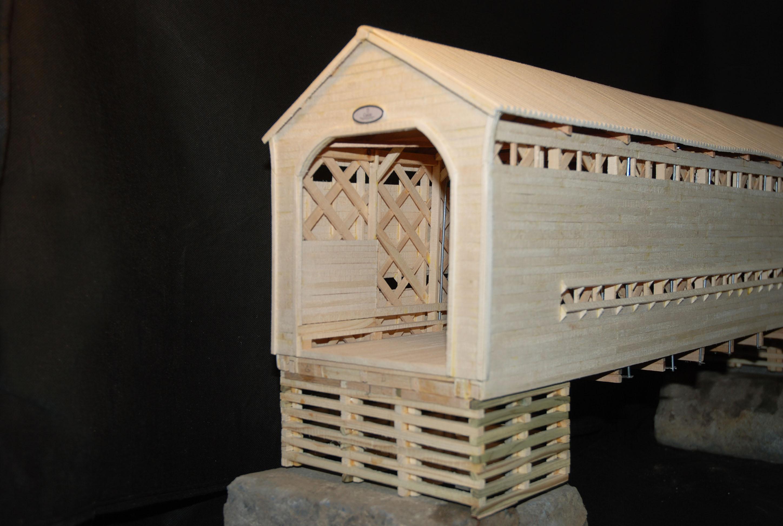 comment faire une maquette de pont en bois ~ Bois Pour Maquette