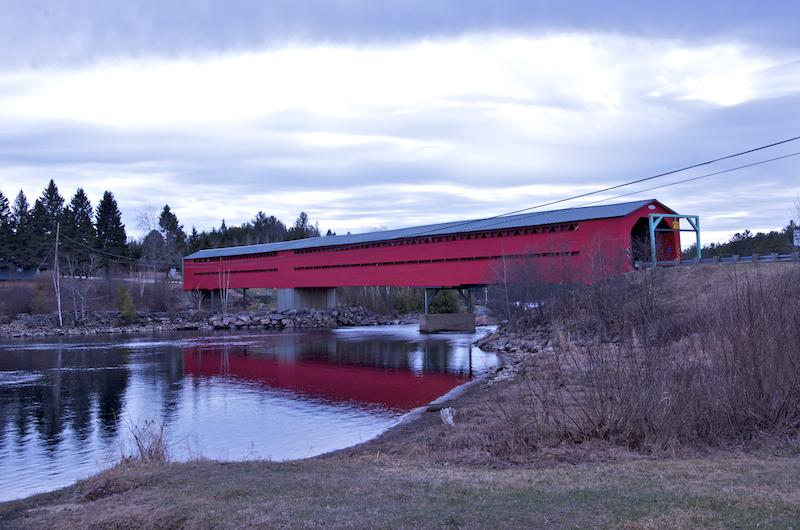 Pont Savoyard, Grand-Remous, 61-25-15 - 01