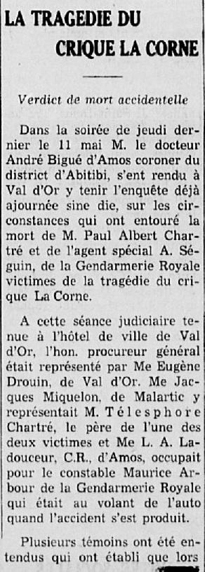 gazette du nord 19 mai 1944 -1